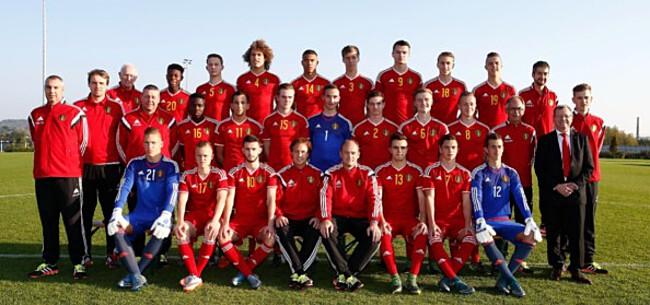Foto: Vijf jaar na Belgisch brons op WK U17: van Bundesliga tot Wezet