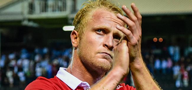 Foto: Vleminckx wil nog wel voor deze ploeg spelen: