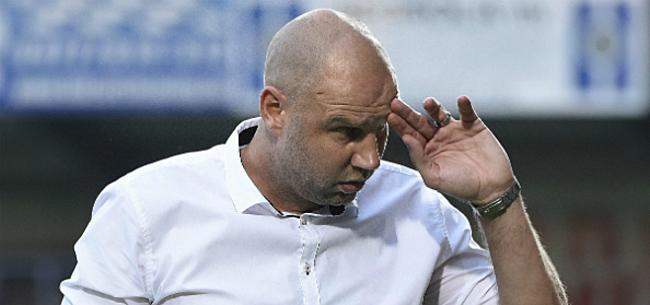 Foto: Peeters sprak na ontslag met 1 Belgische club: