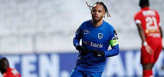 Foto: Antwerp 0-1 achter tegen Genk: