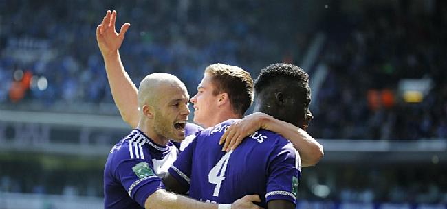 Foto: Verliest Anderlecht nog een verdediger?