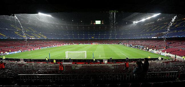 Foto: Corona blijft toeslaan: ook Camp Nou sluit zijn deuren