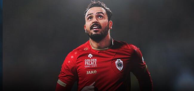 Foto: Complete Chadli: dé missing link voor Antwerp FC
