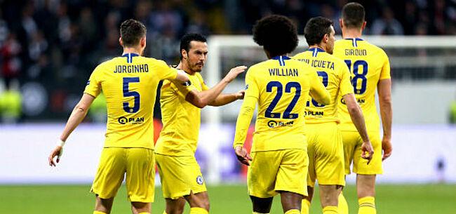 Foto: 'Chelsea geeft Juventus nul op het rekest'