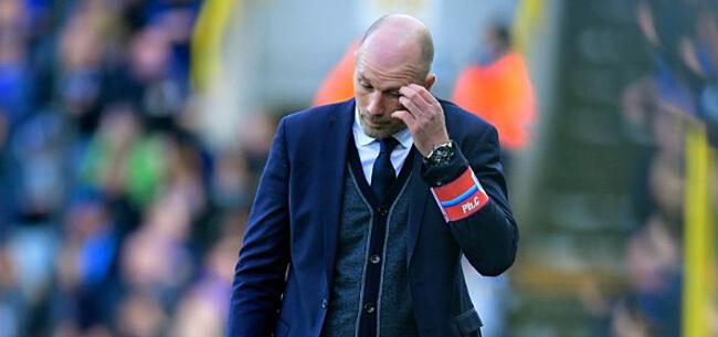 Foto: 'Palace wil Club Brugge koude transferdouche bezorgen'