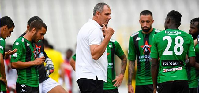 Foto: Clement laat zich uit over transfers bij Cercle Brugge