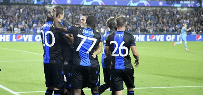 Foto: 'Barça en Real grijpen naast Club-sterkhouder: