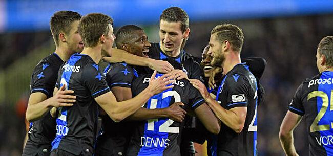 Foto: Club Brugge zet titelambities nog wat kracht bij met ruime zege tegen Malinwa