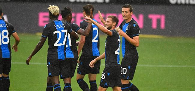 Foto: Club Brugge wint Brugse Metten en is klaar voor bekerfinale