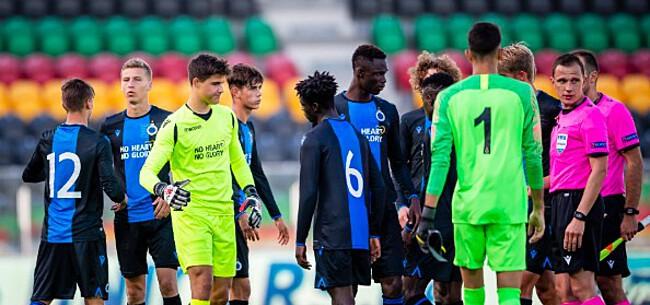 Foto: Verhuis U23 Club krijgt staartje: