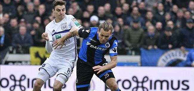 Foto: 'RSCA en Club vechten dubbele transferstrijd uit: AA Gent op vinkenslag'