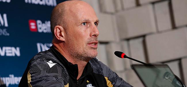 Foto: 'Clement wil sterkhouders rust geven tegen OHL'
