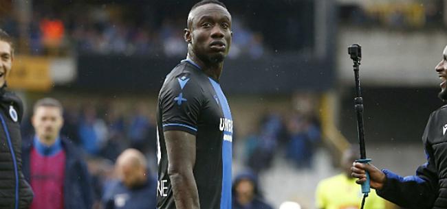 Foto: 'Diagne krijgt nieuwe kans ondanks fiasco bij Club'