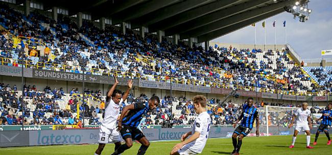 Foto: Club Brugge rekent op fans tegen Lazio