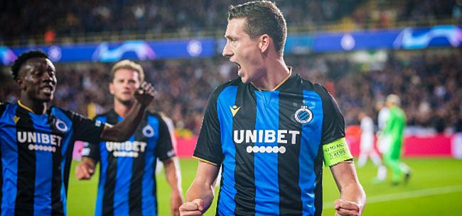 Foto: Groot vertrouwen bij Club Brugge: