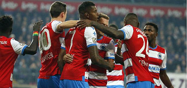Foto: 'Club Brugge lijkt twee sterkhouders ook volgend seizoen aan boord te houden'