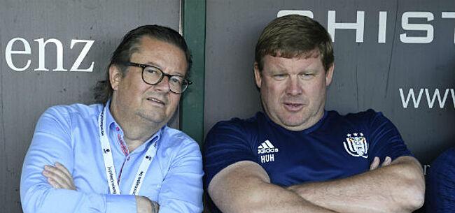 Foto: 'Coucke heeft beslissing genomen over toekomst van Vanhaezebrouck'