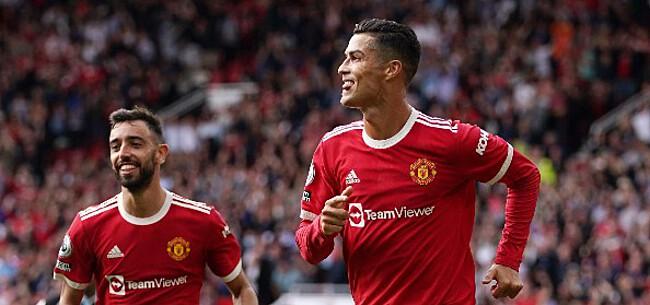 Foto: 'Komst Ronaldo en co levert Man Utd nog transferopsteker op'