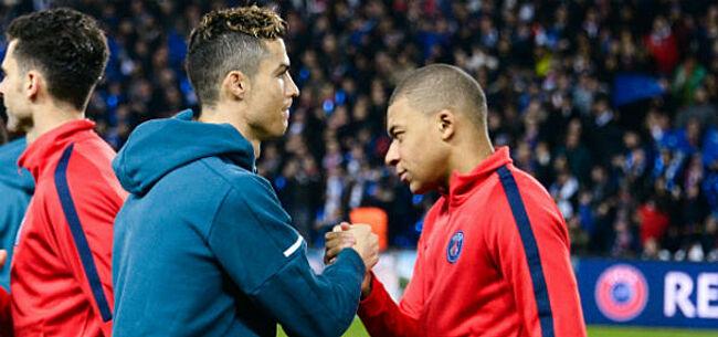 Foto: 'Ronaldo, Neymar én Mbappé kunnen voor immense transferschok zorgen'