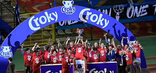 Foto: Kwartfinale Croky Cup: dit is het tv-programma