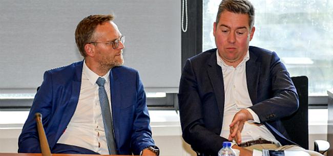 Foto: Solidariteitsfonds: RSCA, Genk en KVM profiteren van (vooral) Club Brugge