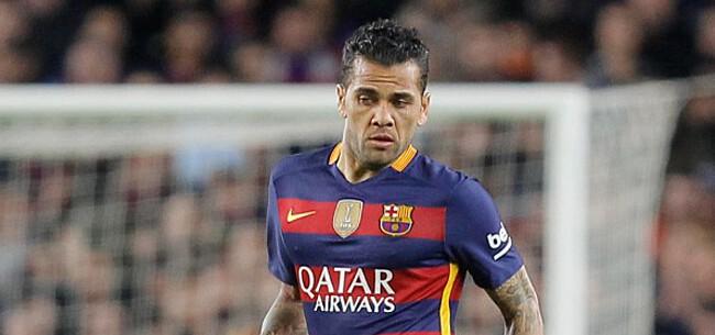 Foto: Barça heeft eindelijk opvolger Dani Alves beet