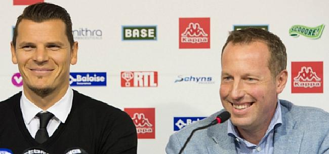 Foto: 'Eersteklasser wil twee spelers weghalen bij Standard'