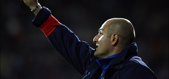 Foto: OFFICIEEL: Charleroi-icoon aangesteld als trainer van FC Luik