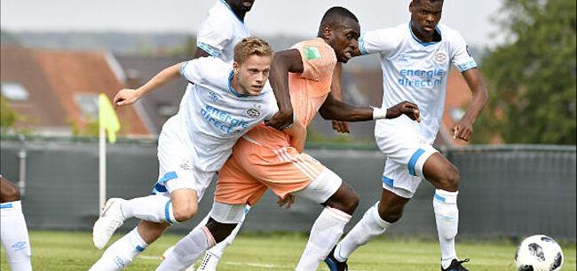 Foto: 'PSV wil nog af van jonge Belg'