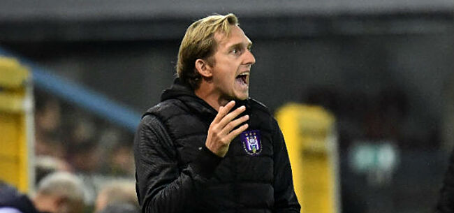 Foto: De Roeck verlaat Anderlecht na de play-offs