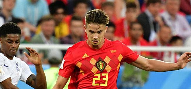 Foto: 'Dendoncker nog lang niet weg bij Anderlecht'