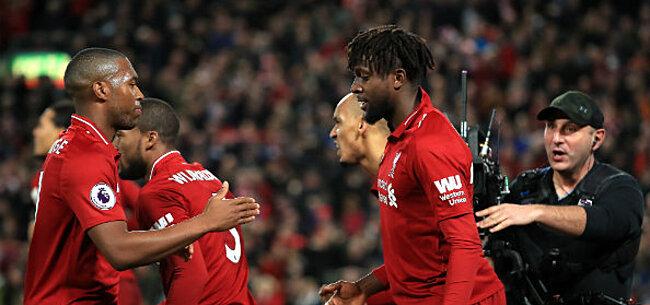 Foto: 'Liverpool weigert bod op Divock Origi'