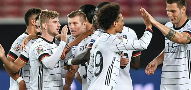Foto: Nations League: Spanje haalt uit, Duitsland laat punten liggen