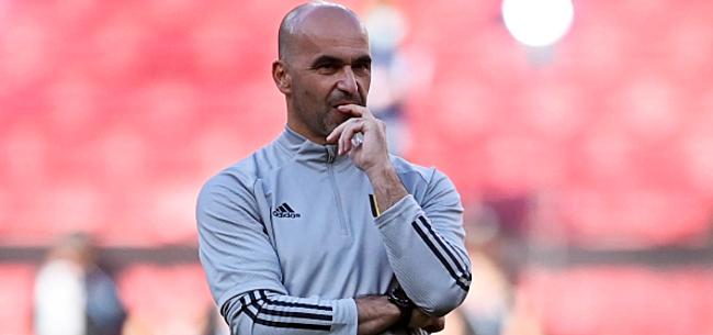 Foto: Martinez geeft uitsluitsel over KDB, Hazard en Witsel