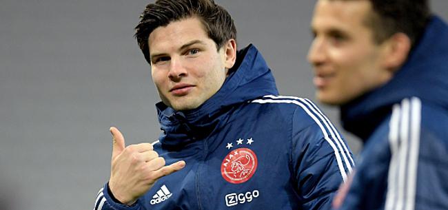 Foto: 'Club gaat voor nieuwe Lang-deal bij Ajax'