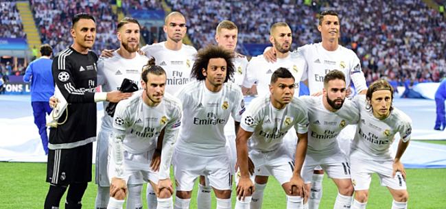 Foto: 'Real Madrid wint transferstrijd van FC Barcelona'