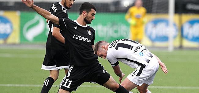 Foto: Belgische clubs lonken naar spits van Qarabag