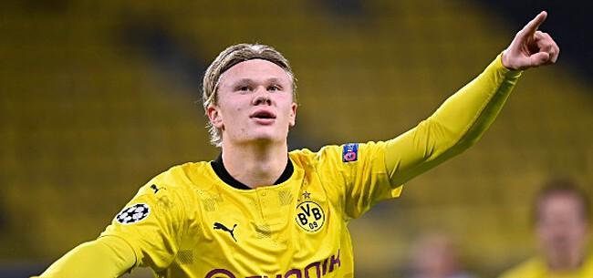 Foto: Dortmund komt met officiële reactie over Haaland-transfer