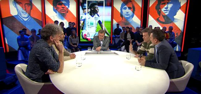 Foto: Extra Time pakt uit met bijzondere gast na Antwerpse derby
