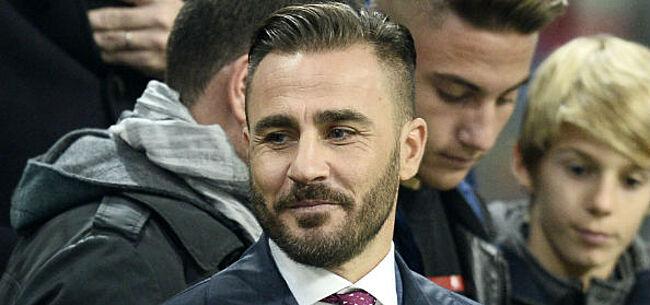 Foto: Cannavaro ziet einde komen aan Chinees trainersavontuur