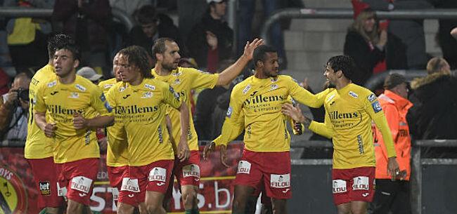 Foto: KV Oostende haalt opgelucht adem: