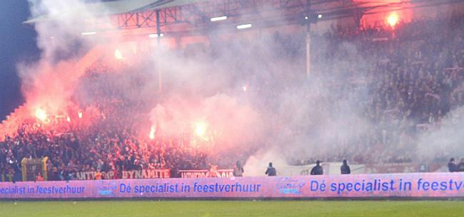 Foto: Politie meldt dramatisch nieuws na zware rellen met Antwerp-fans