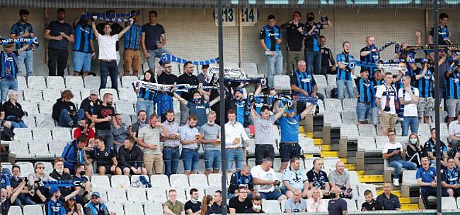 Foto: Club Brugge geeft oorzaak voor ticket-fiasco