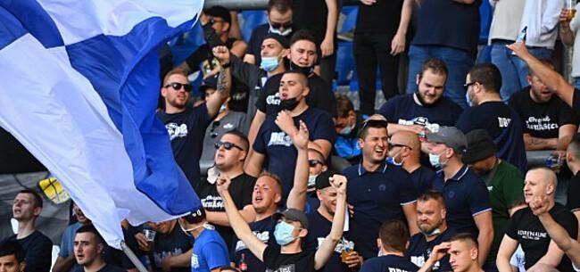 Foto: Overlegcomité doet hoop op fans in PO's groeien
