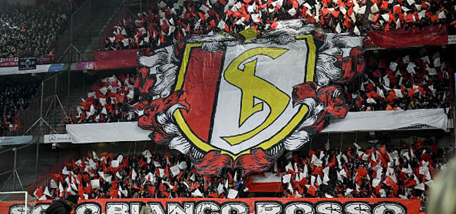 Foto: 'Fans bezorgen Standard welkome financiële meevaller'