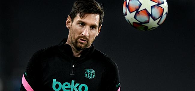 Foto: Ook Spanjaarden overtuigd van nakende transfer Messi