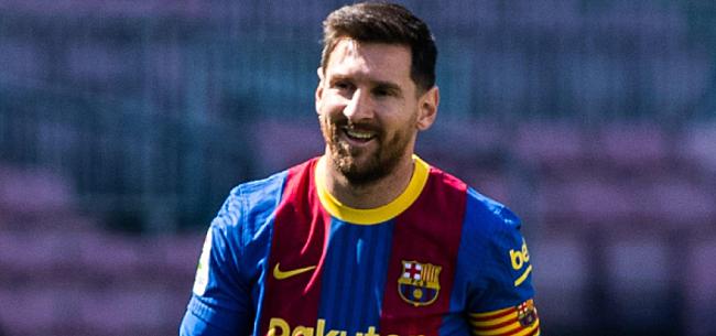 Foto: 'Barça rondt droomtransfer Messi af'
