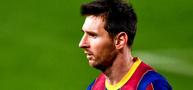 Foto: Paris Saint-Germain bevestigt interesse in Messi