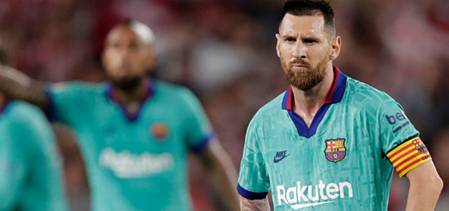 Foto: 'Messi speelt het hard: Barça-preses moet celstraf vrezen'