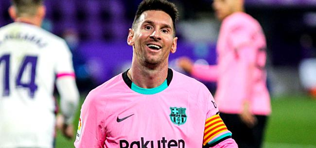 Foto: 'Man City hakt knoop definitief door over komst Messi'